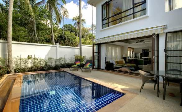 Frangipani — Lotus Terraces
