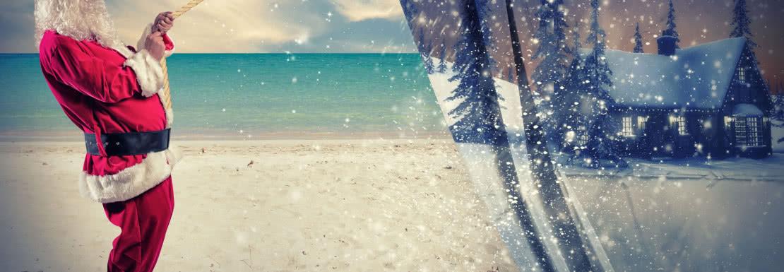 Новый год на Самуи - из зимы в лето!