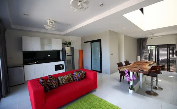 Таунхаус с тремя спальнями