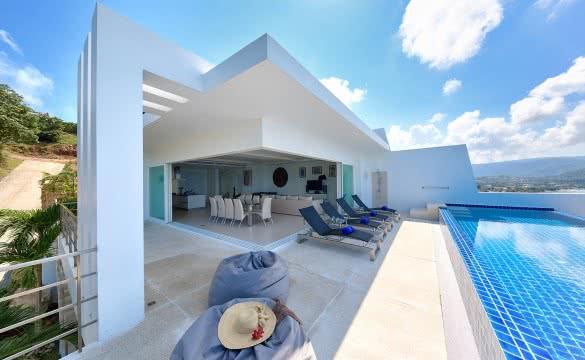 Unique villa K